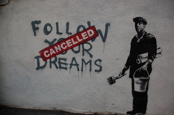 Cancelled Dreams