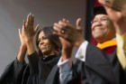 Michelle Obama at Tuskegee