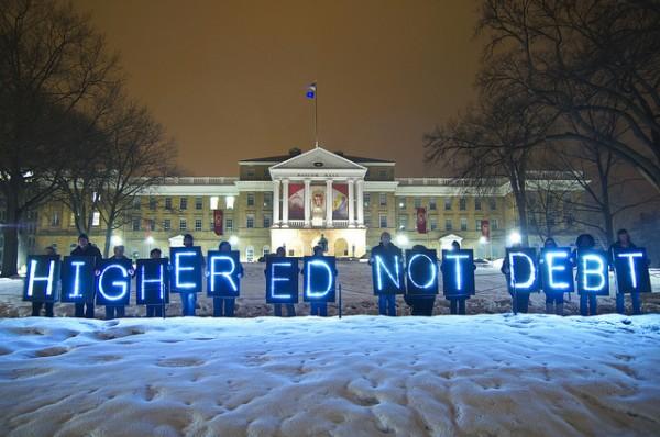 Higher Ed Not Debt