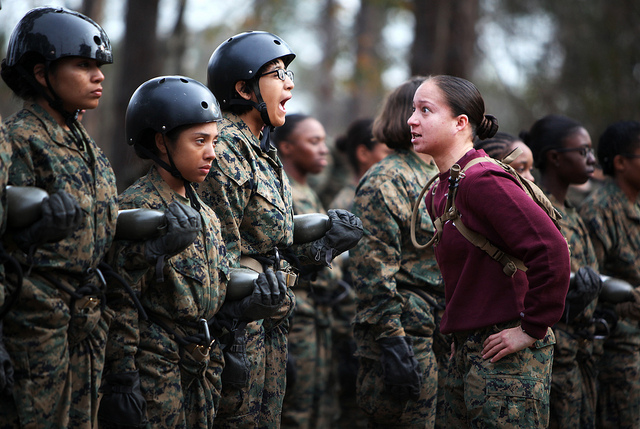 Still No Justice for Military Women
