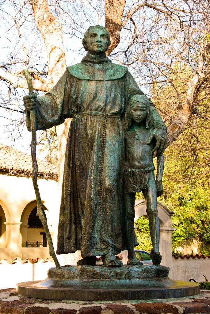 Junipero Serra's Unsaintly History
