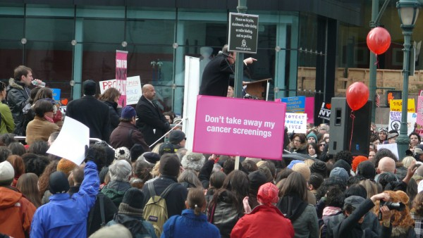 Don't take away my cancer screens