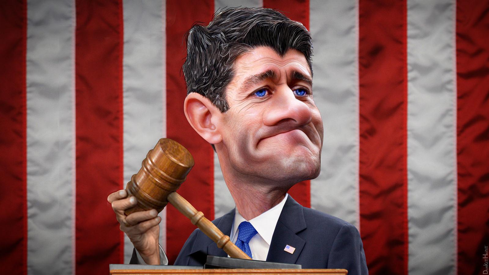 Paul Ryan vs. the People