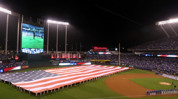 American-flag-baseball-game-national-anthem-world-series
