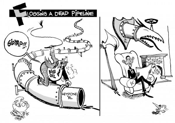 keystone xl pipeline transcanada tar sands obama