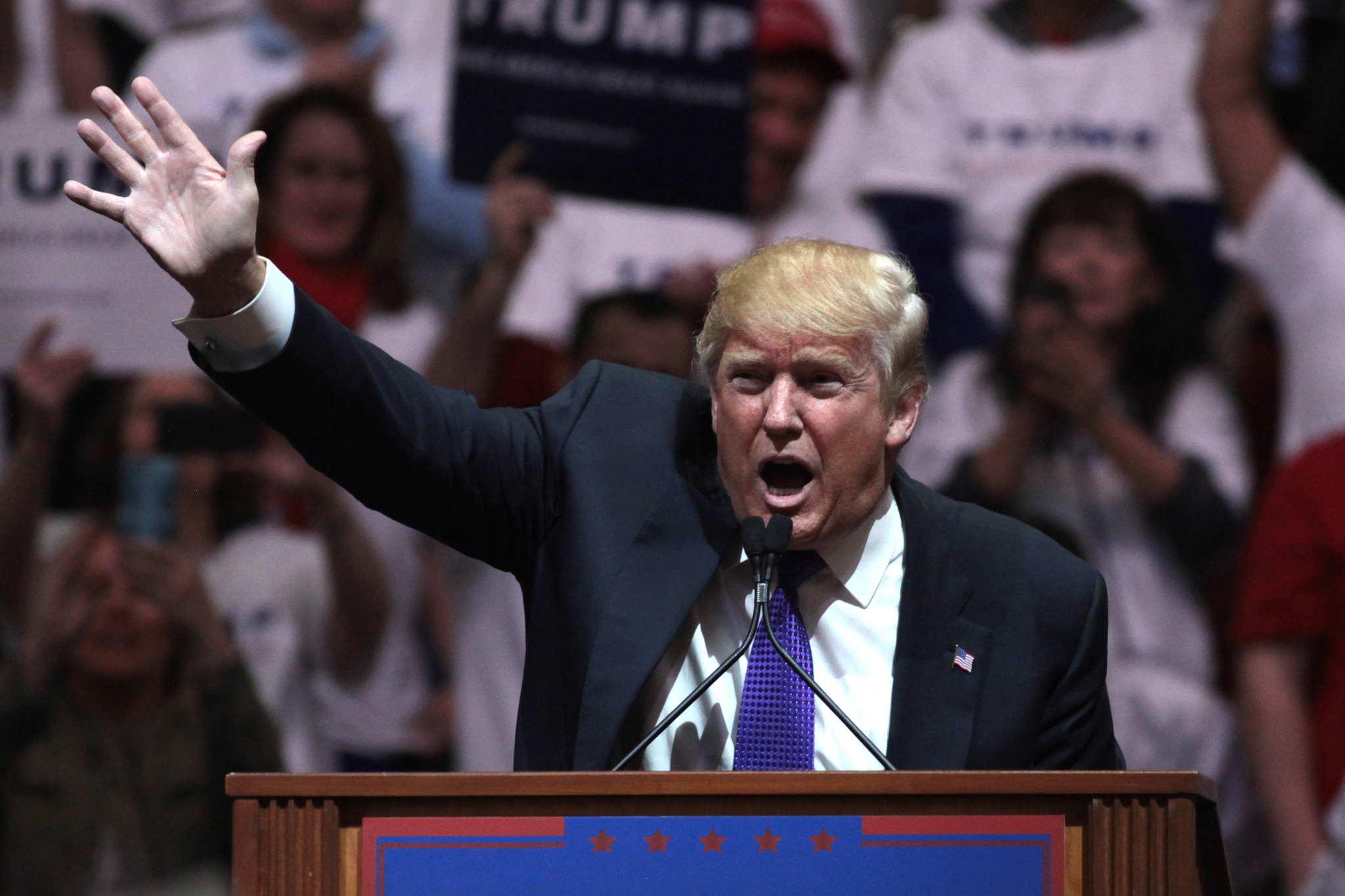 Trump Is Opening the Floodgates of Hate
