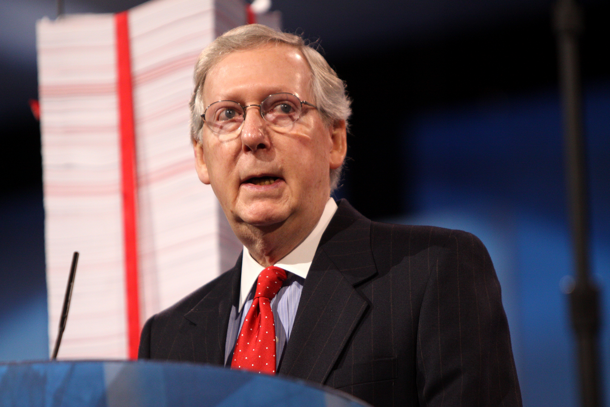 Mitch McConnell Wants to Let Corporations Kill You