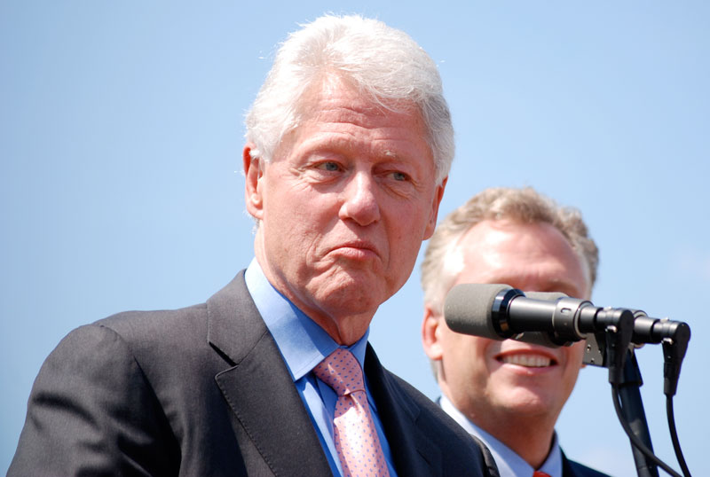 Hillary Wants to Bring Back Bill. She Shouldn't.