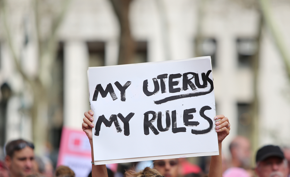 Stop Playing Politics With Reproductive Rights