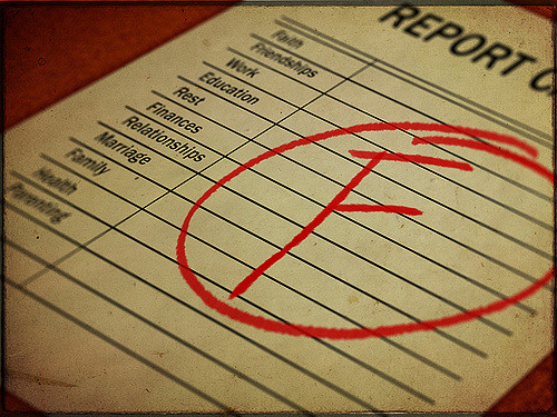 The 'Why' Behind Bad Grades