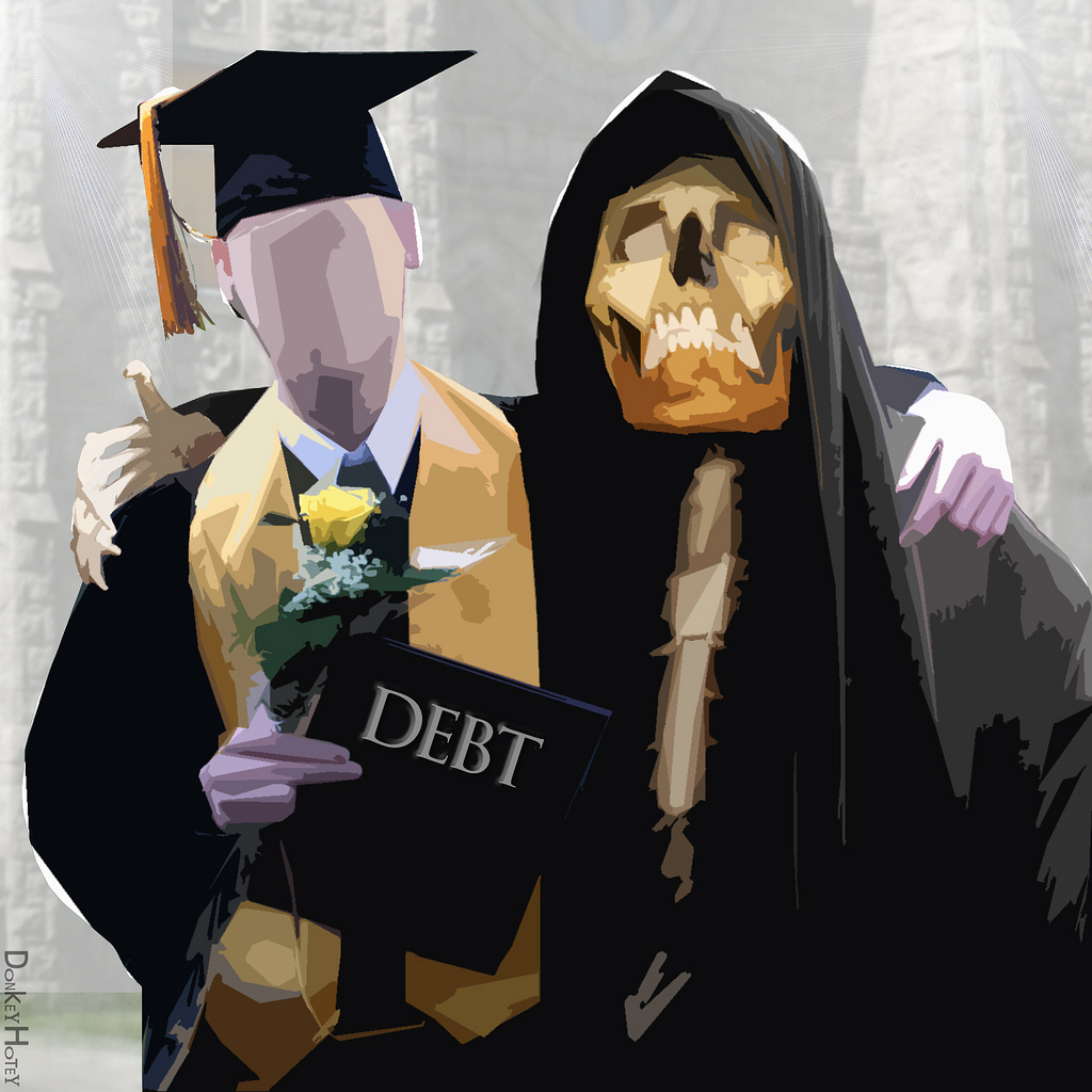Student Debt Means Fewer Public Servants — and More Bankers