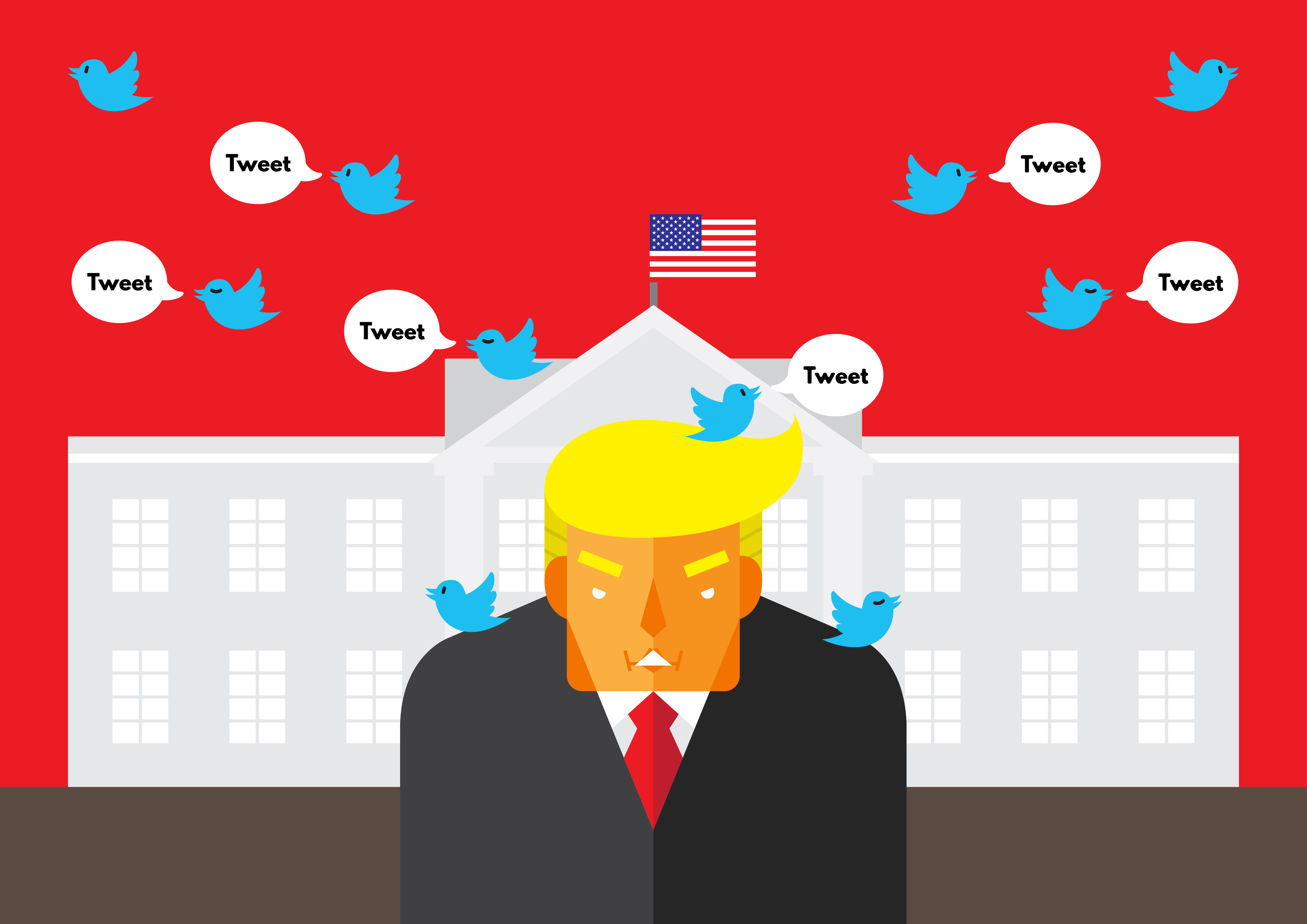 Trump's Twitter Bombs