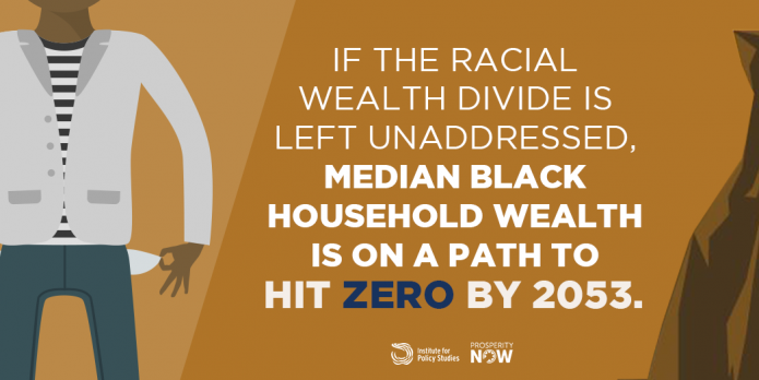 Racial Inequality Is Hollowing Out America's Middle Class