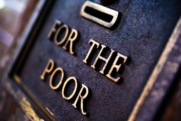 charity-holiday season-Wall Street