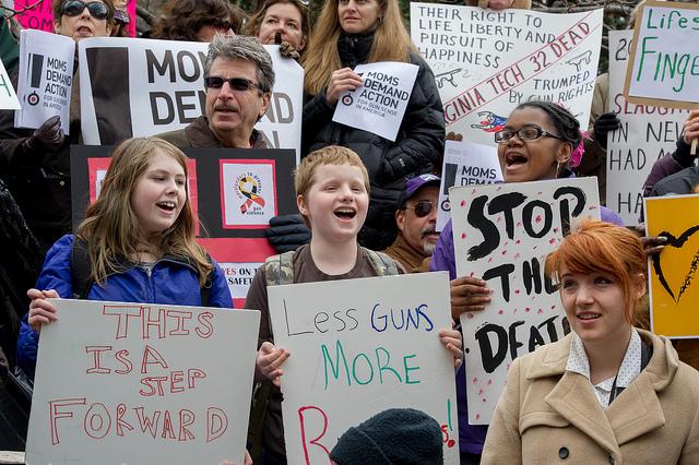 One No-Brainer Way to Bring Gun Deaths Down