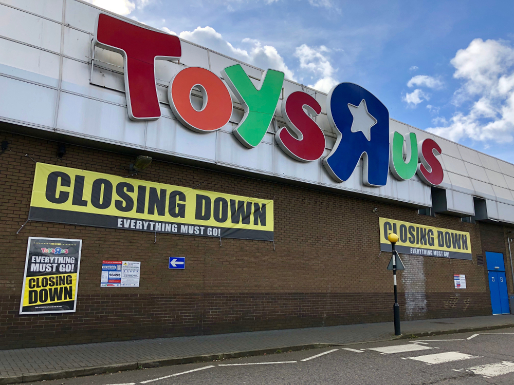 A Holiday Comeback for Toys 'R' Us?