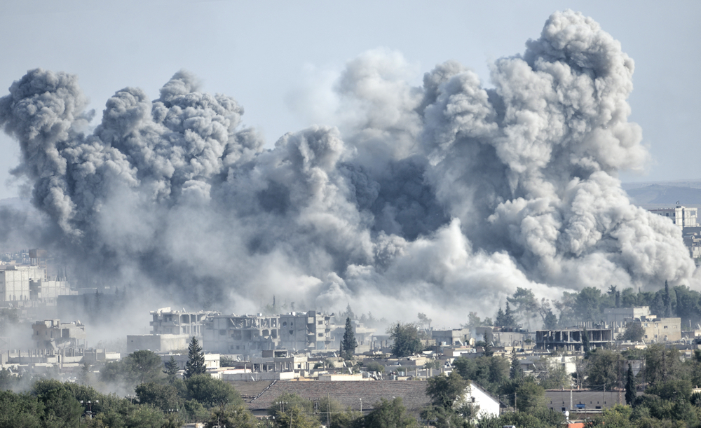 There Was Nothing Humanitarian About Our Strikes on Syria
