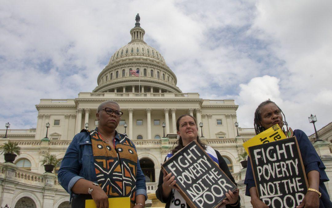 Poverty Won't 'Make America Great'