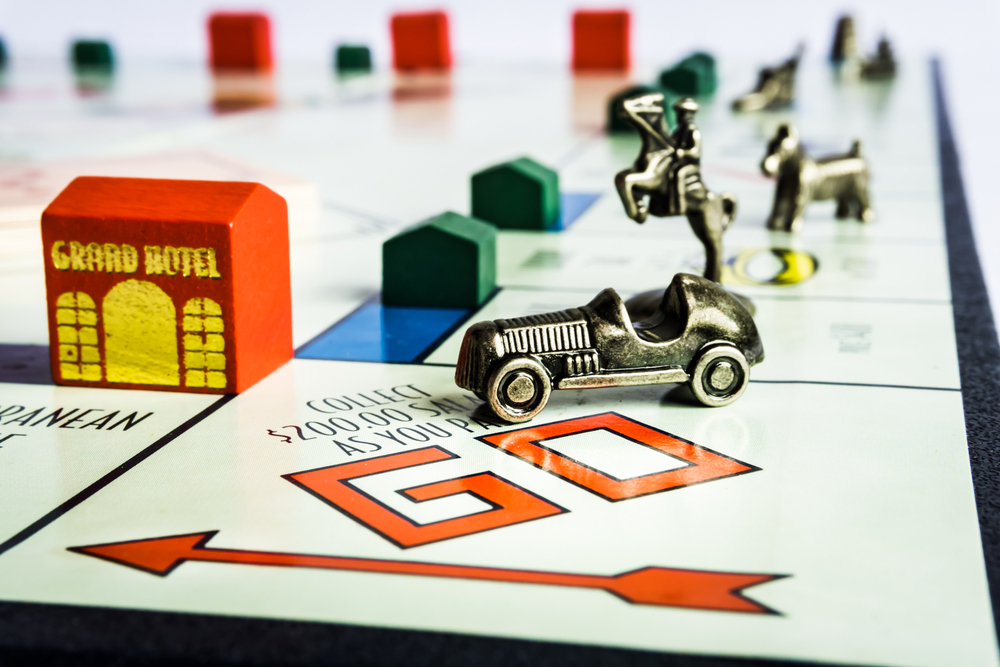 Imagine Our Economy as a Game of 'Monopoly'