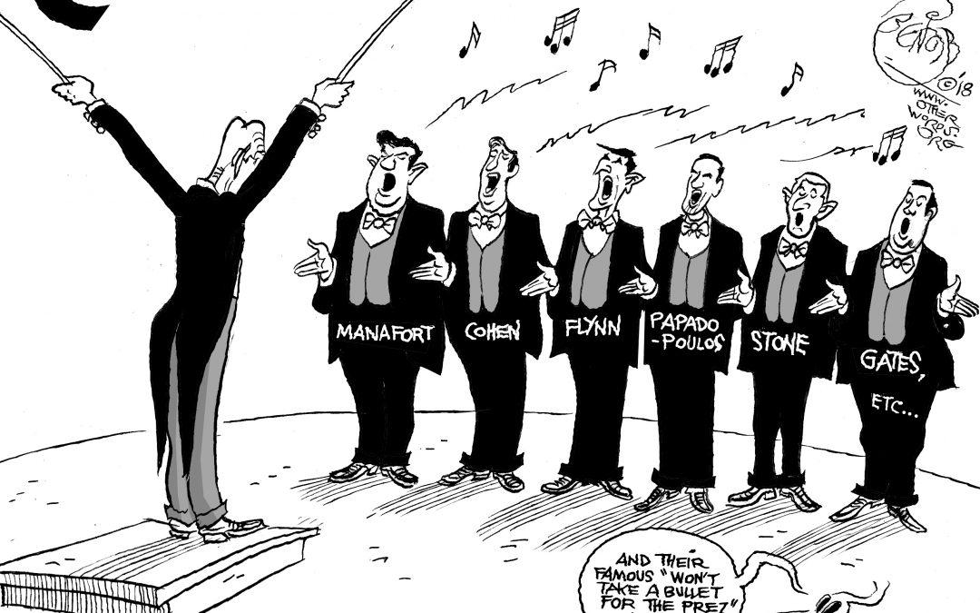 Mueller Makes 'Em Sing