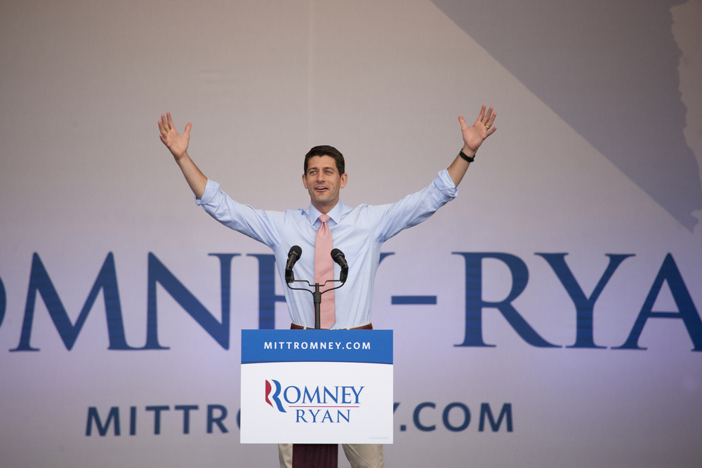 Paul Ryan Was a Villain and No One Will Miss Him