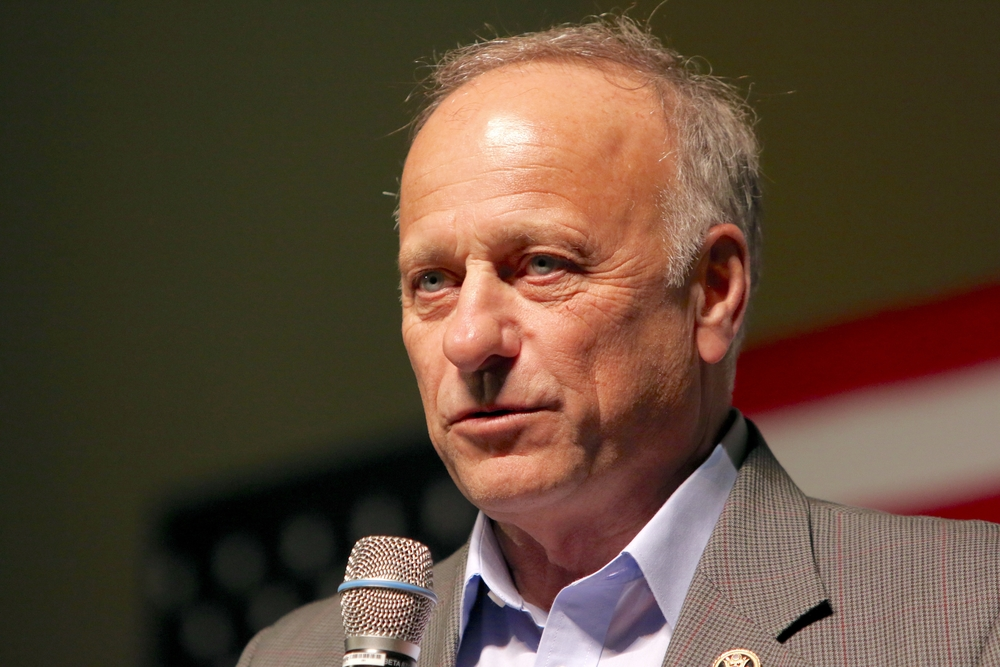 I Live in Steve King's District. It's Time for Him to Go.