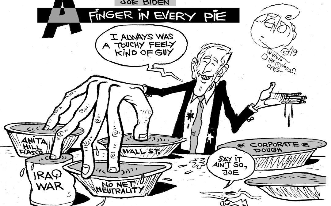 Biden's Special Touch