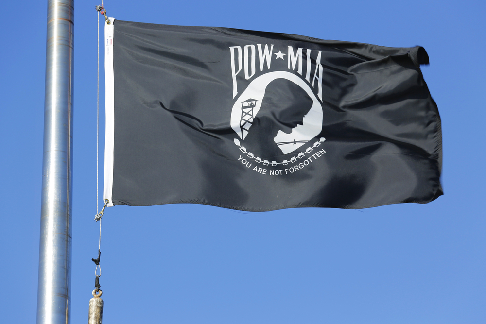 Let's Rethink the POW/MIA Flag