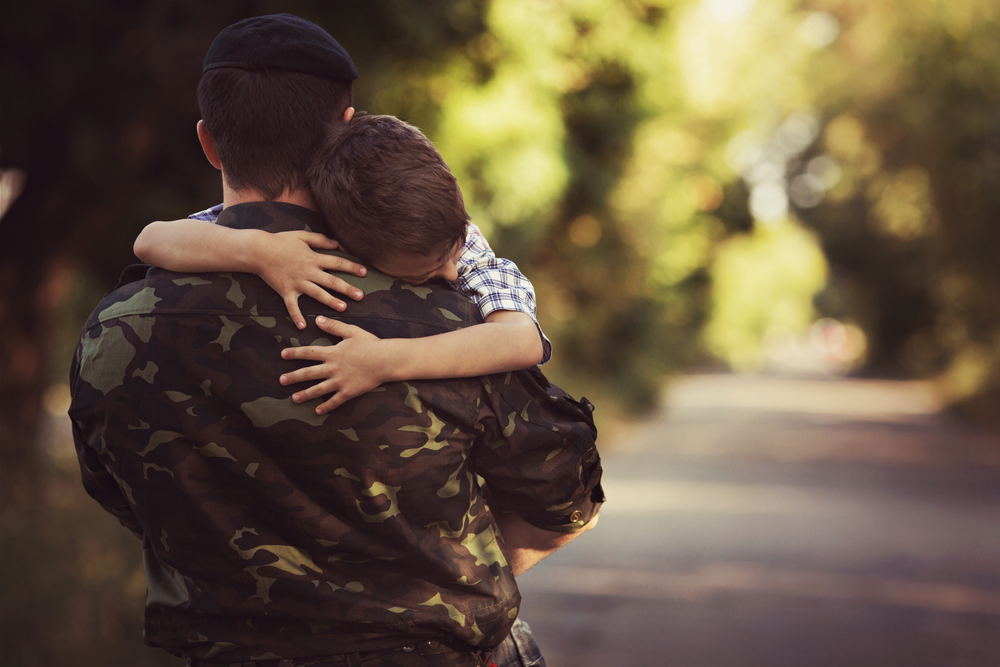 End This Hidden Risk to Military Families