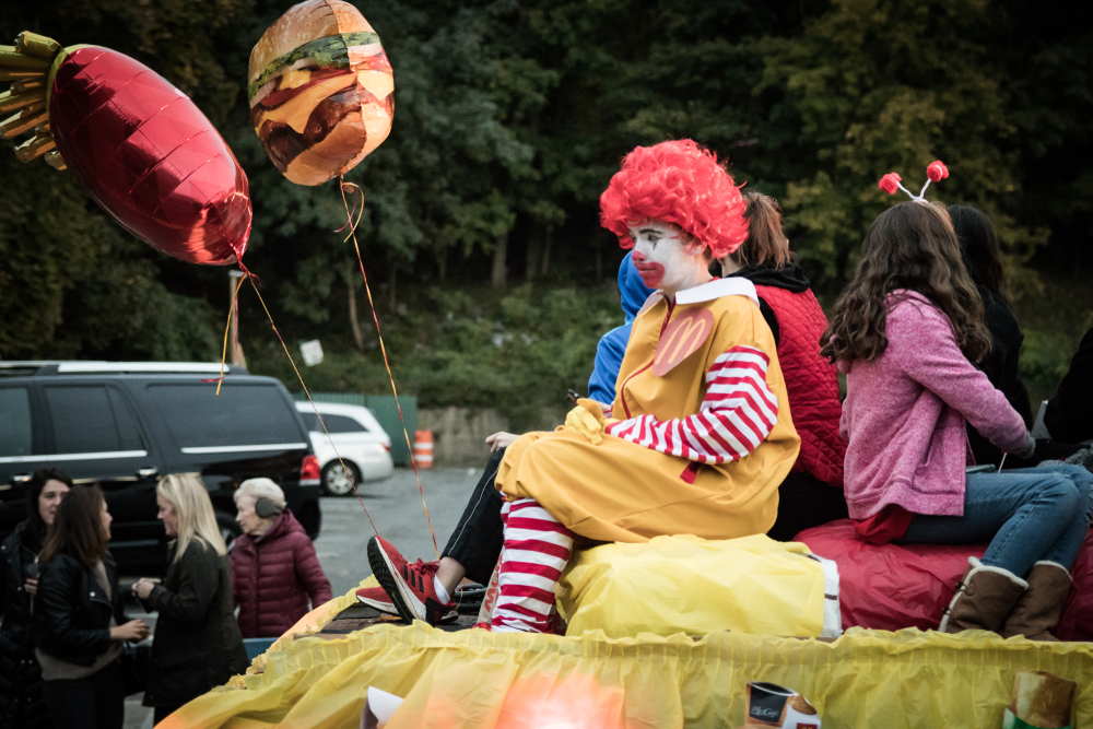McDonald's: Stop Exploiting Our Schools