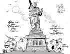 rashida-tlaib-ilhan-omar-donald-trump-netanyahu-immigrants
