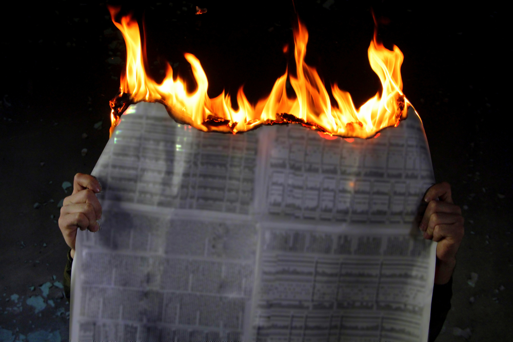 Wall Street Is Killing Local Newspapers