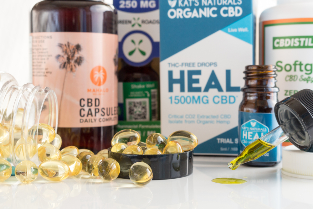 Americans Love CBD, But It's a Wild West