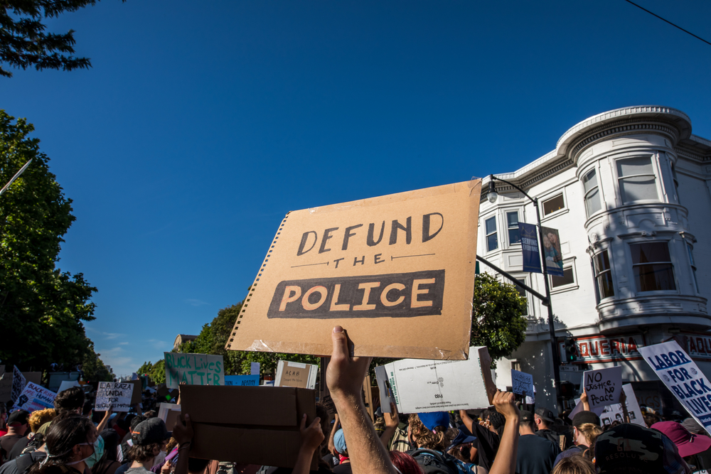 Defund the Police, Invest in Communities