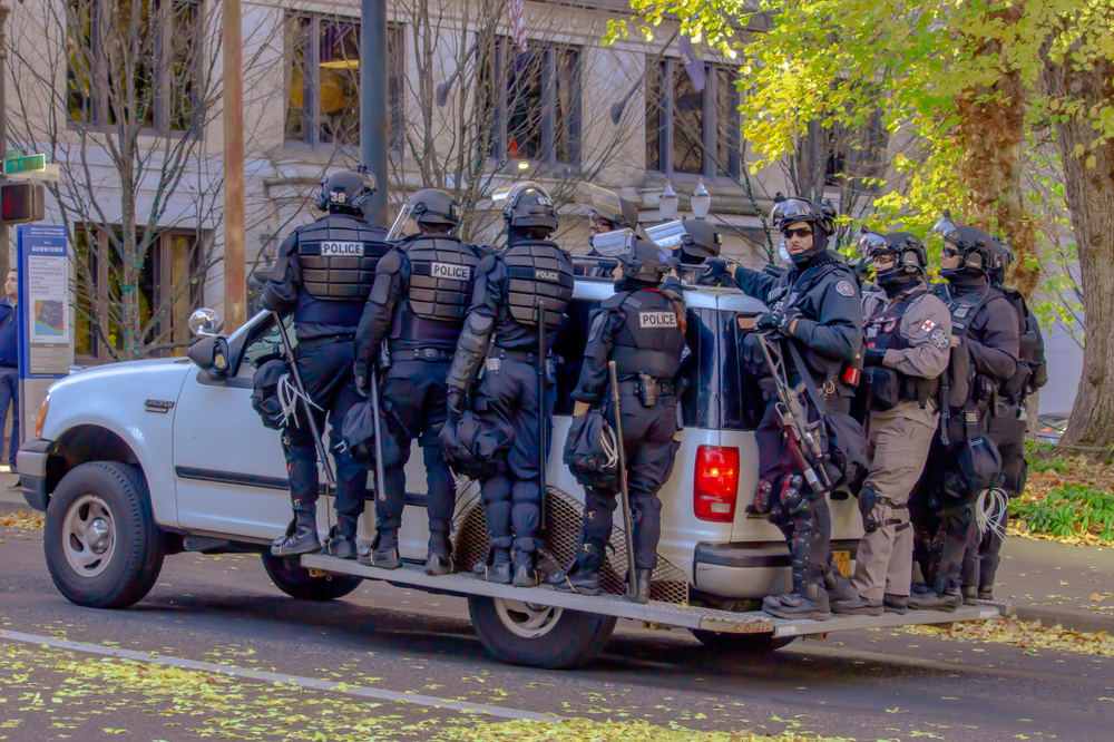 I Was Tear Gassed in Portland — And Not Just By Feds