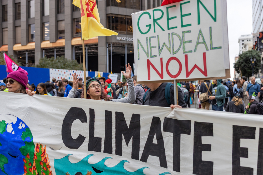 We Need a Global Green New Deal