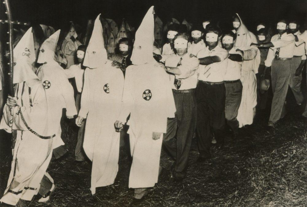 Republicans Unleash Their Inner Jim Crow