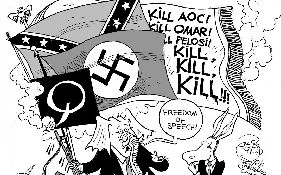 The GOP Embraces Free Speech