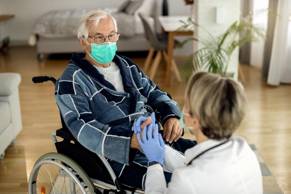 Biden's Jobs Plan Will Help Seniors Get Care at Home
